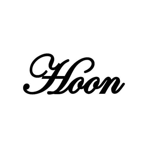 Hoon Jdm Jdm 2 Decal