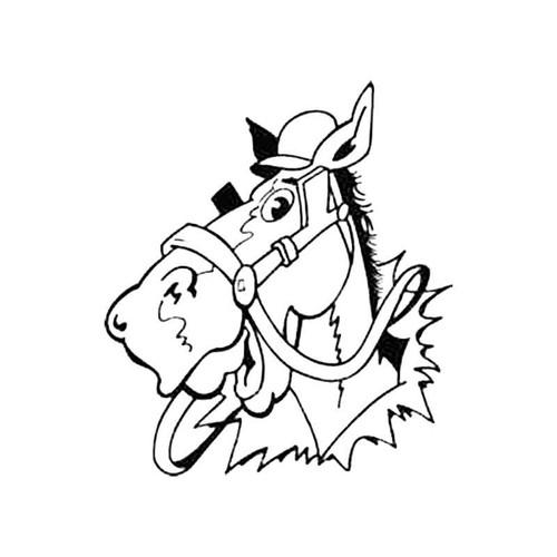 Horse Ao S Decal