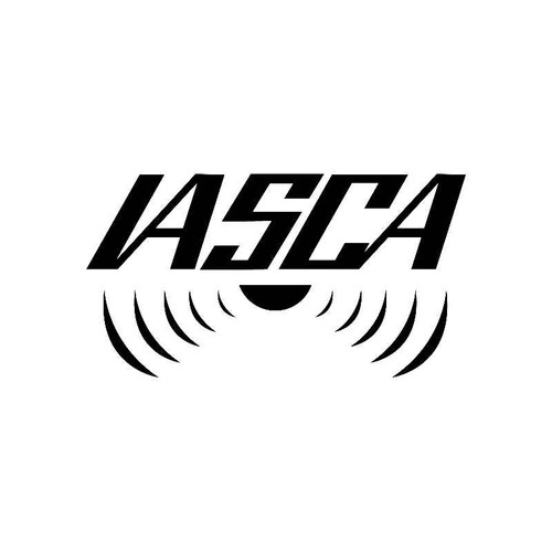 Iasca Logo Jdm Decal