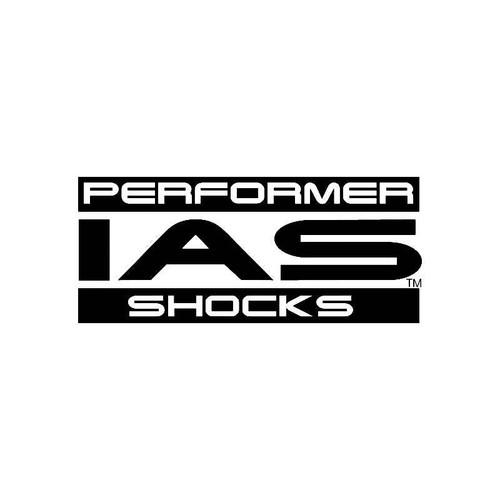 Ias Shocks Logo Jdm Decal