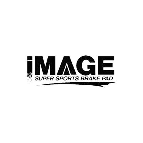 Image Super Sport Brake Pad S Decal