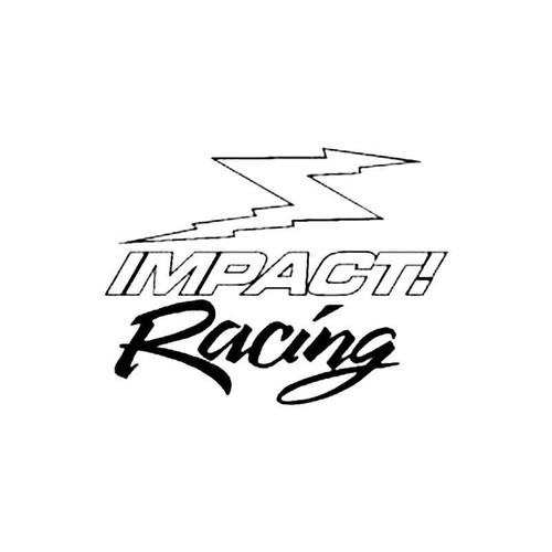 Impact Racing S Decal