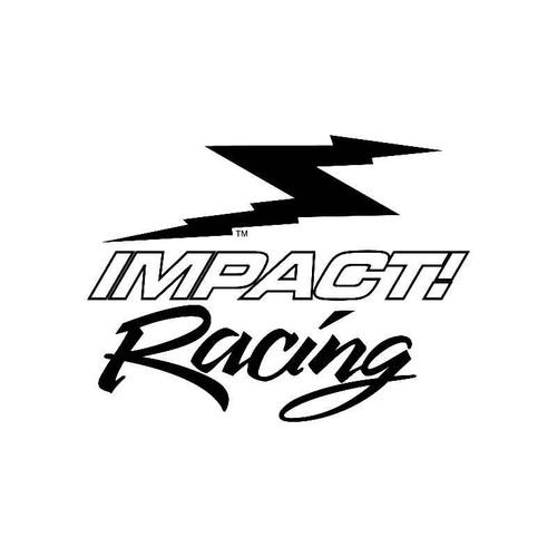 Impact Racing Logo Jdm Decal