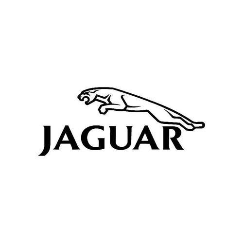 Jaguar Logo Jdm Decal