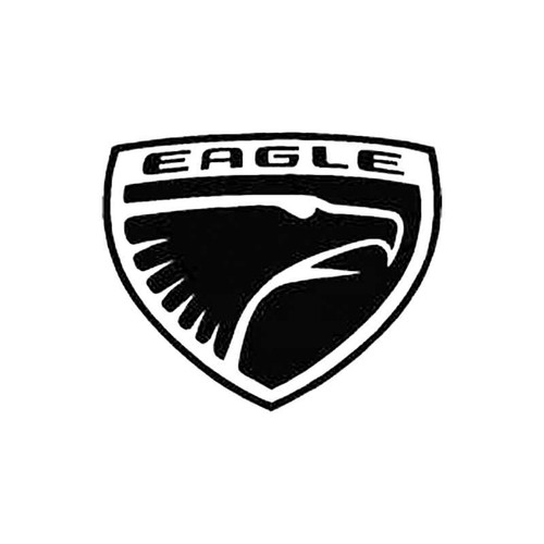 Jeep Eagle S Decal