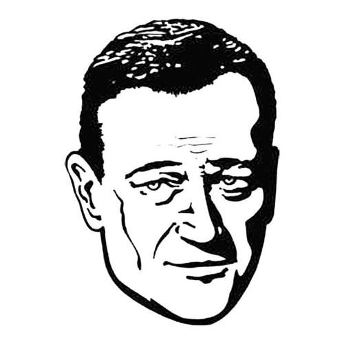 John Wayne S Decal