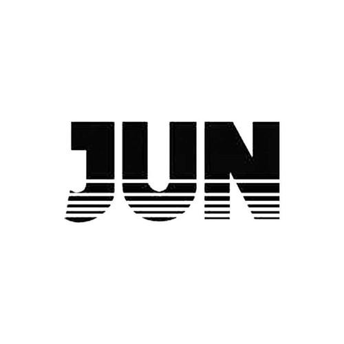 Jun S Decal