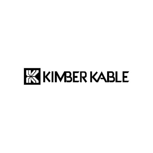 Kimber Cable Logo Jdm Decal