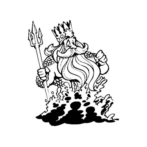King Canute S Decal