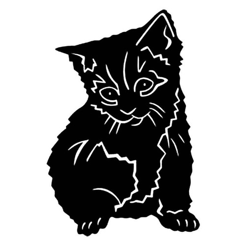 Kitten S Decal