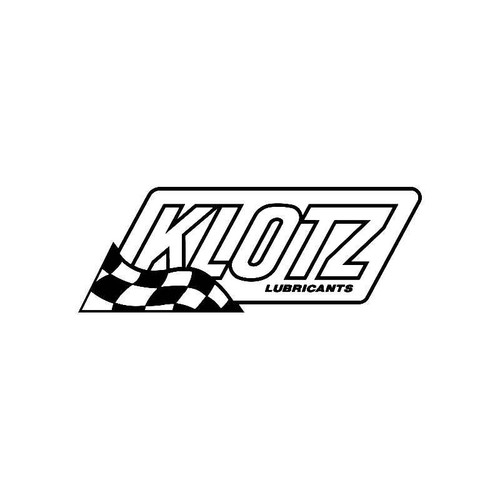 Klotz Logo Jdm Decal