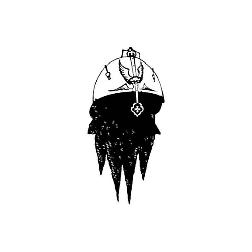 Knights Helmet S Decal