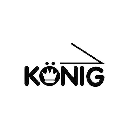 Konig S Decal
