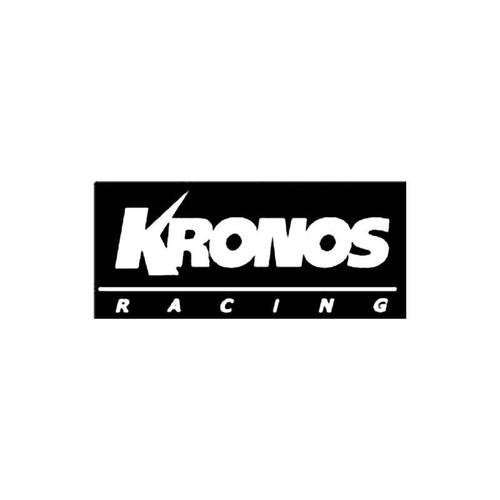 Kronos Racing S Decal