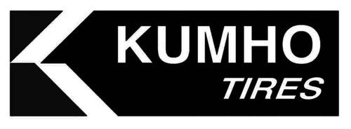 Kumho Tires Decal