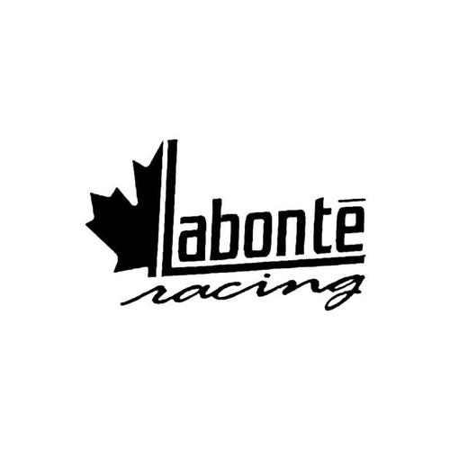 Labonte Racing S Decal