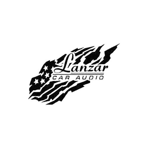 Lanzar Audio S Decal