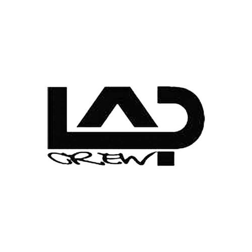 Lap Crew S Decal