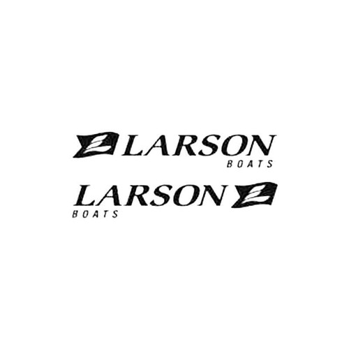 Larson Boats S Decal