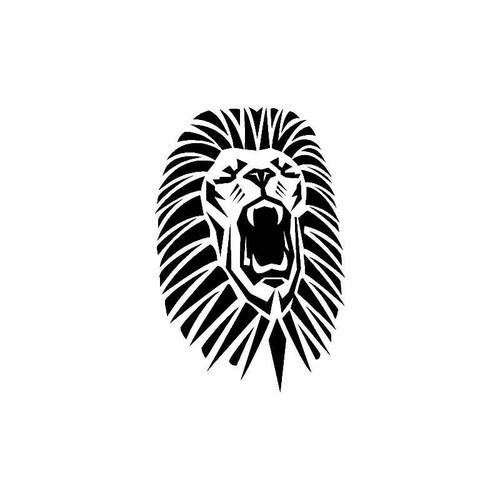Lion Roar Decal