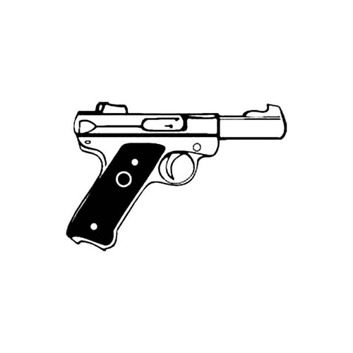 Luger 22 Auto S Decal