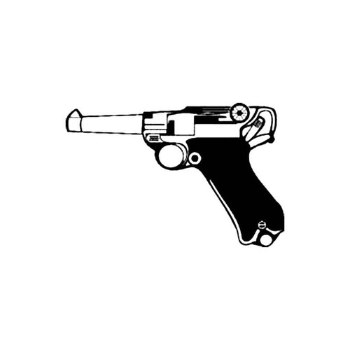 Luger S Decal