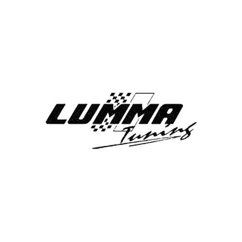 Lumma Tuning S Decal