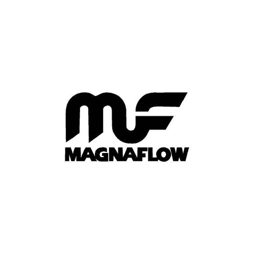 Magnaflow Decal