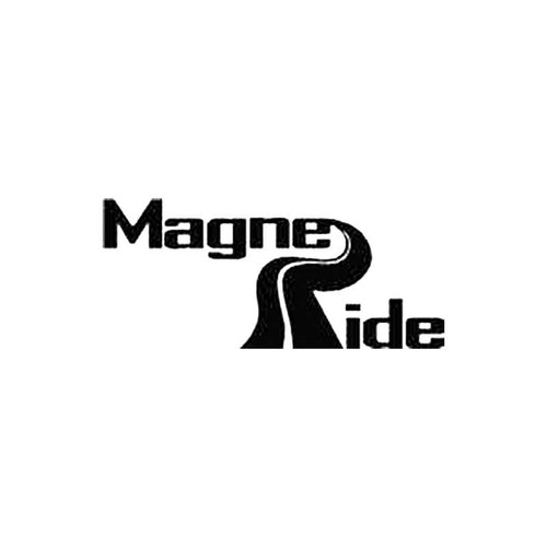 Magne Ride S Decal