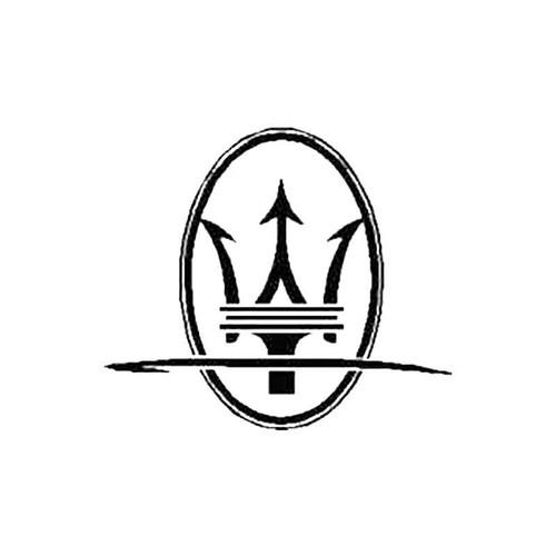 Maserati Tridente S Decal