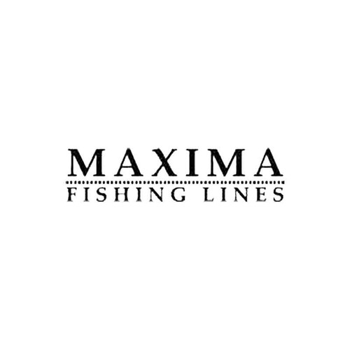 Maxima Fishing Lines S Decal