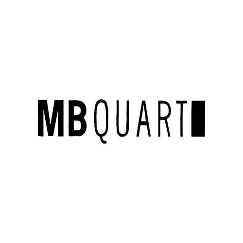 Mb Quart Logo Jdm Decal