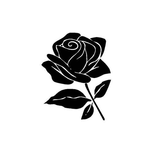 Medium Rose Decal