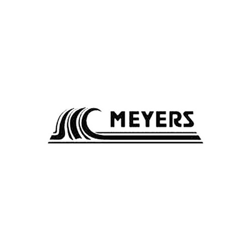 Meyers Boat Company S Decal