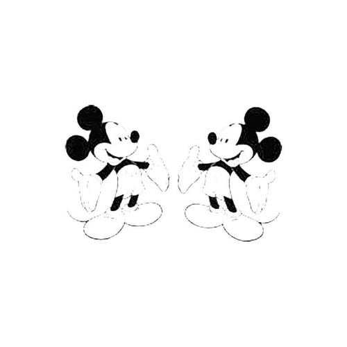 Mickey Mouse S Decal