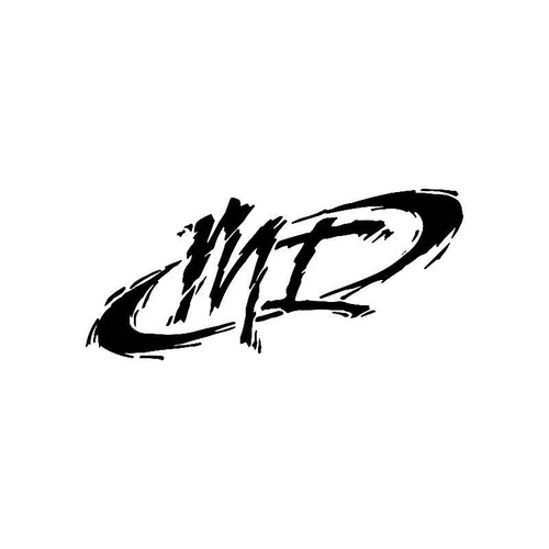 Mi Logo Logo Jdm Decal