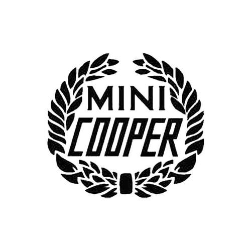 Mini Cooper S Decal