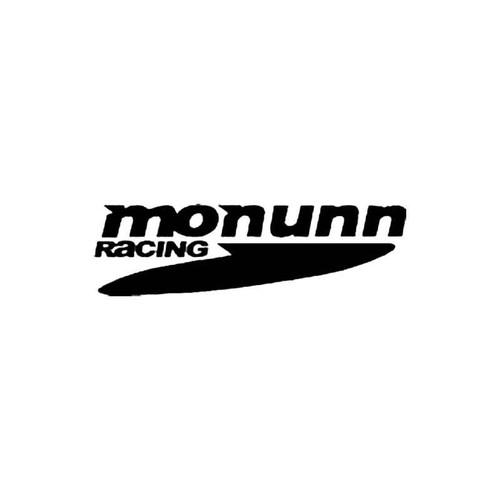 Monunn Racing S Decal