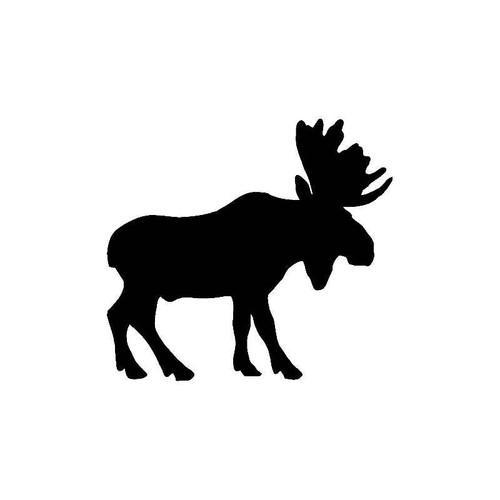 Moose Decal