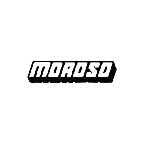 Moroso S Decal