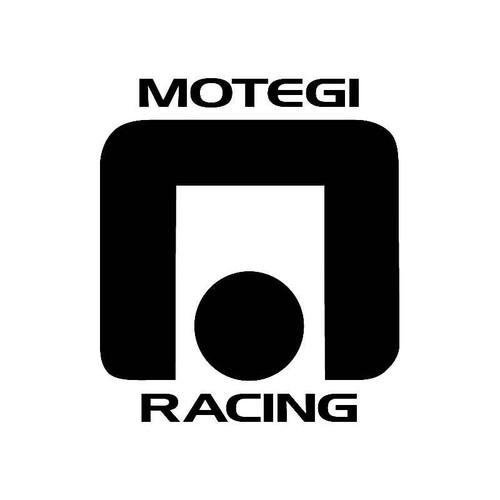 Motegi Racing2 Logo Jdm Decal