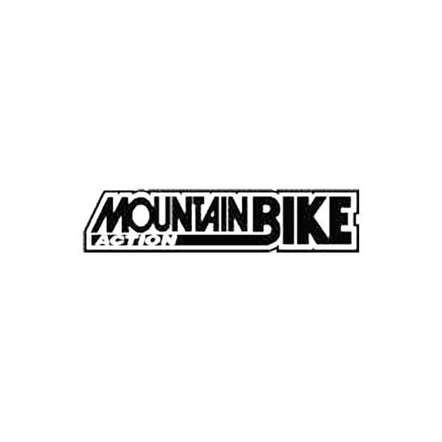 Mountainbike S Decal