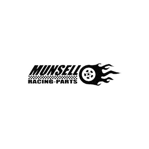 Munsell Racing Parts S Decal