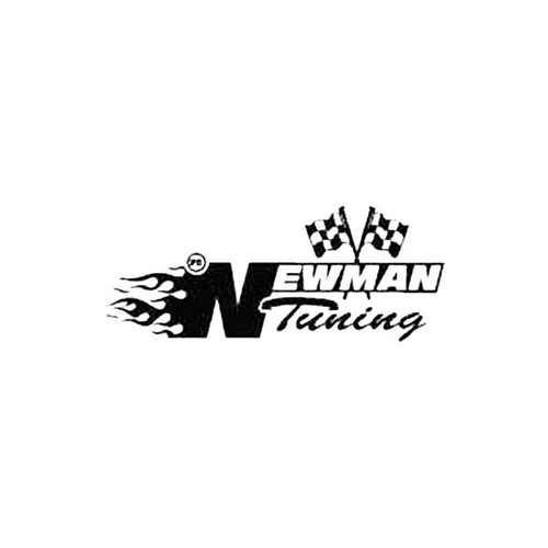 Newman Tuning S Decal