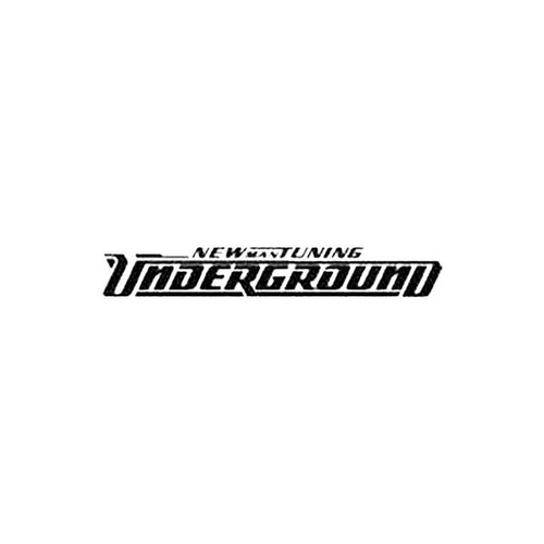 Newman Tuning Underground S Decal