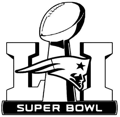 NFL Super Bowl LI New England Patriots