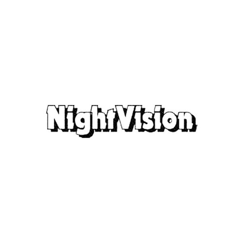 Nightvision S Decal