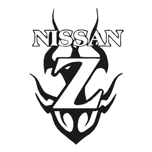 Nissan 300 Zx Tribal S Decal