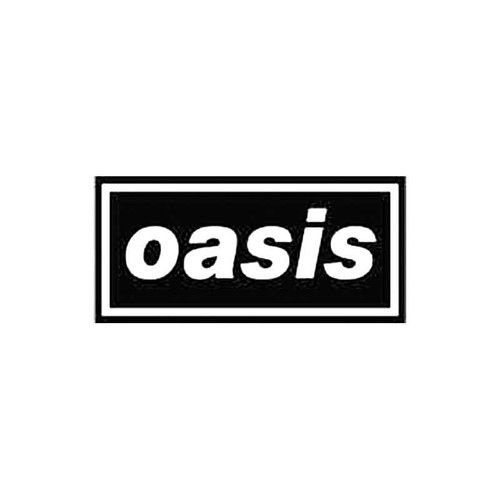 Oasis S Decal