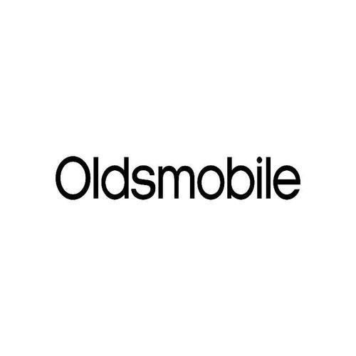 Oldsmoblie Logo Jdm Decal